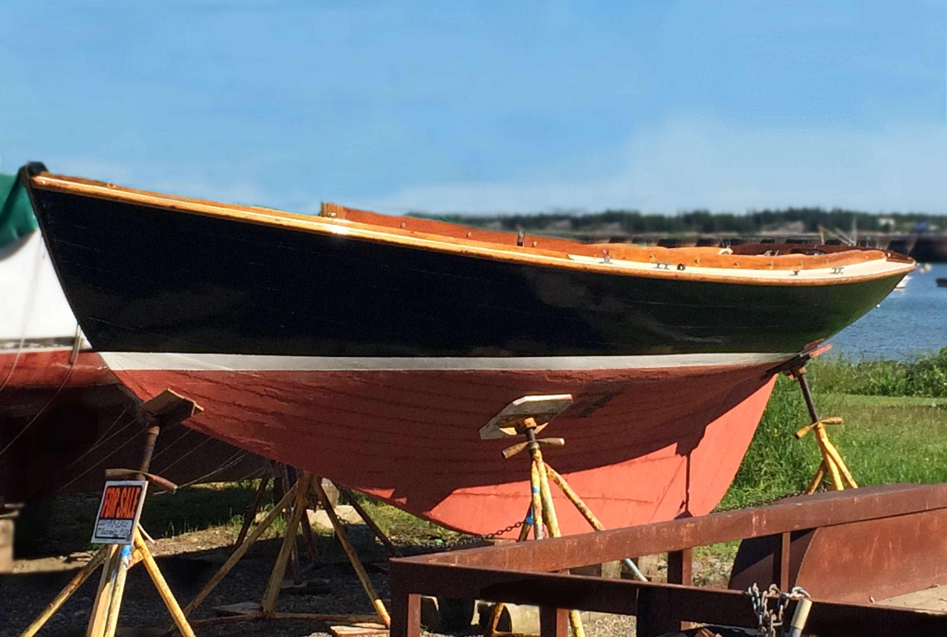 Sailboat for sale: Raven
