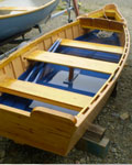 Traditional Claim Skiff: Power Boat for Sale